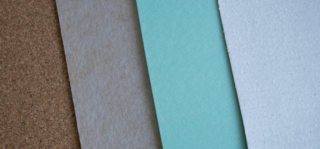 Laminat Trittschalldämmung Material Vergleich